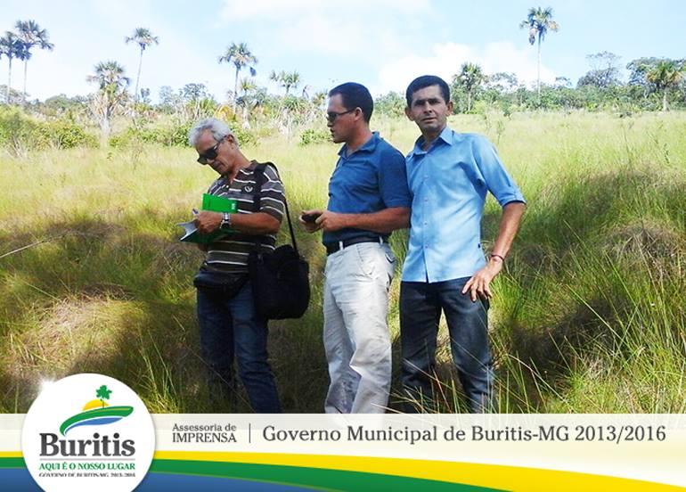 Captação de água para Vila Serrana
